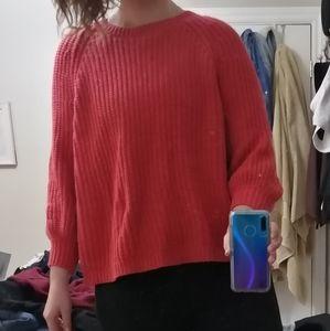 Oversized aerie sweater